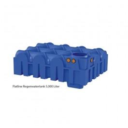 flatline regenwatertank