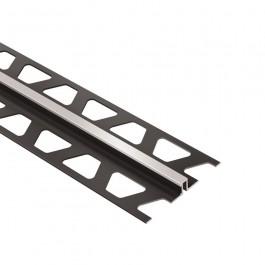 Schluter Dilex-BWS60 2500mm  G Grijs