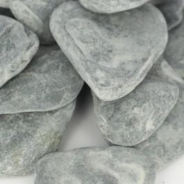 Flat Pebbles Black grind
