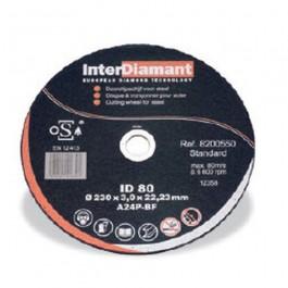 interdiamant idk80 dia 125