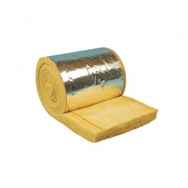 rollisol 10cm spijkerflensdeken glaswol