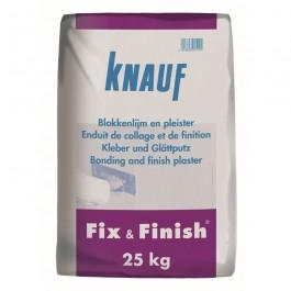 Knauf fix en finish