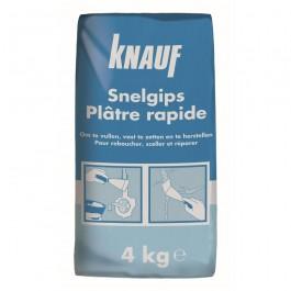 snelgips van Knauf 4kg goedkoop kopen