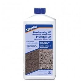lithofin bescherming voor beton kassei klinker natuursteen