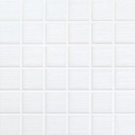 keramische witte mozaïektegels 20x20