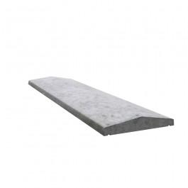 Muurdeksel beton 2K
