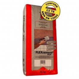 P.T.B. Flexcement Plus C2TE S1 25kg Grijs