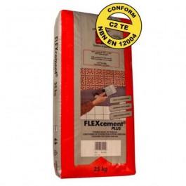 P.T.B. Flexcement Plus C2TE S1 25kg Wit