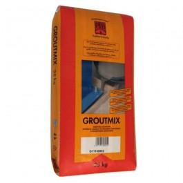 P.T.B. Groutmix Krimpvrije Gietmortel 25kg