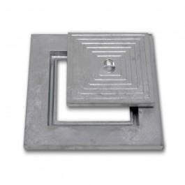 Aluminium deksel kopen