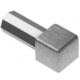 Schluter Quadec-EV/Q 100EB 10mm Hoekje Inox Geborsteld