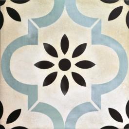 keramische patroontegel pamesa art seurat