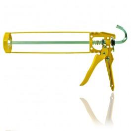 Geel siliconenpistool