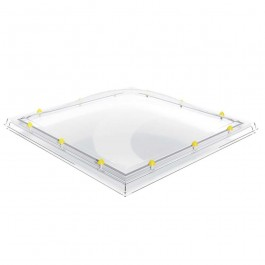 Skylux bolvormige acrylaat lichtkoepel enkelwandig