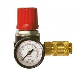 drukregelaar en luchtklep voor compressor