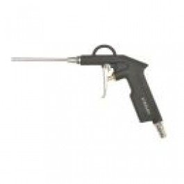 luchtpistool met lang mondstuk compressoren