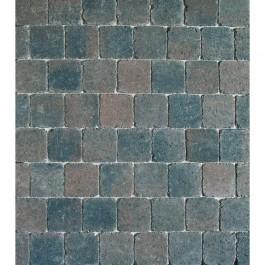 Marlux bruin zwarte betonklinkers