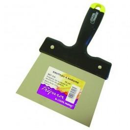 Inox composiet plamuurmes 160mm