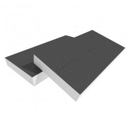 unilin roof pir isolatie roofing plat dak