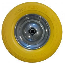 Vabor flex pro 39-8A vol geel wiel
