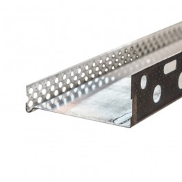 Aluminium sokkelprofiel