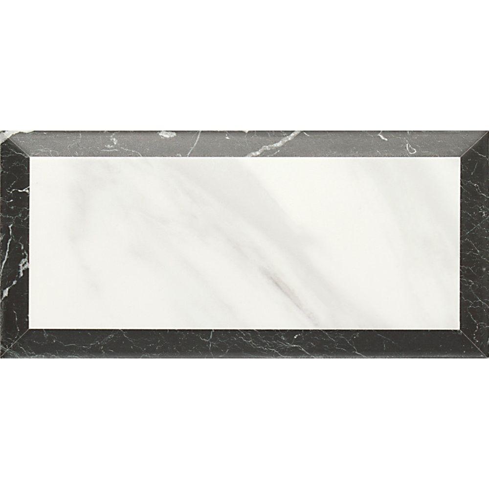 Zyx Museum White metrotegel 10x20cm
