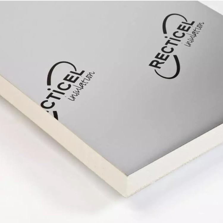 plat dak isolatieplaten recticel eurothane silver 90mm