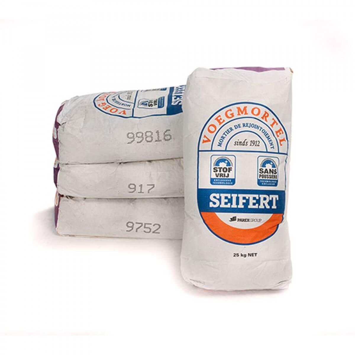 Seifert voegmortel 916 zak 25kg kopen