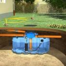 Slim Rain regenwater recuperatiepakket tuin + Easy Rain 1500