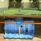 Slim Rain regenwater recuperatiepakket tuin + Easy Rain 5000