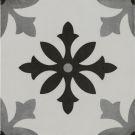 Pamesa Art Degas Blanco Decors 22.3x22.3cm per m²