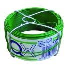 Binddraad groen geplastificeerd 1.2mm/50m