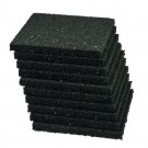 BossCover Roof rubberen tegeldrager 10mm (10 st.)