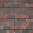 Redsun Betonklinkers bruin zwart 21x10,5x8cm