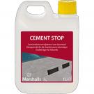 Marshalls cement stop
