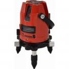 Futech MC5 SD kruislijnlaser rood
