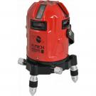 Futech MC8 HPSB kruislijnlaser rood