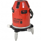 Futech MC8 HPSV kruislijnlaser rood