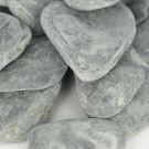 Flat Pebbles Black 30/60 Big Bag 500kg