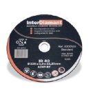Interdiamant IDK80 staal dia 125