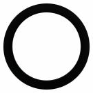 In-lite Ring 68 Black