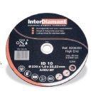 Interdiamant ID10 roestvrij staal dia 125