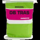 Omnicol Omnicem DB TRAS grijs 25 kg