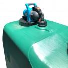 DS recuperatieset met pomp voor bovengrondse tanks