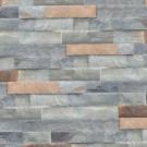 stoneface keramische steenstrips copper