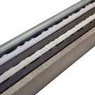 Plint voor keramische tegel tot L180cm