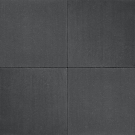 Redsun Trottoir Tuintegels Zwart