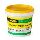 Weber Pigment Rood 1kg