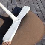 PTB Compaktuna gedroogd Kwartszand donkerbruin 25kg