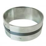 Inox lat 2m/6cm (lxb)